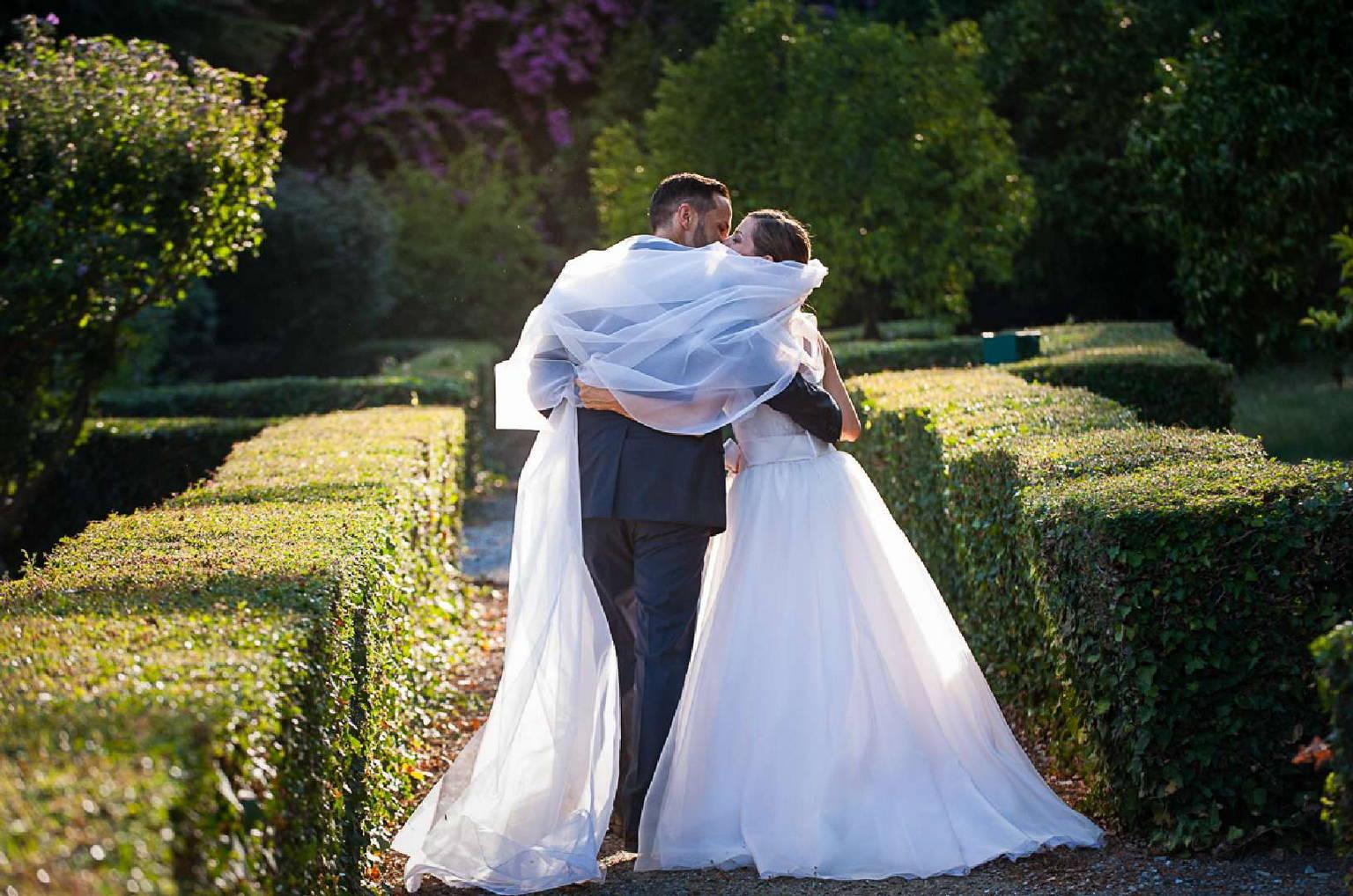 Aron e Sara si sono sposati