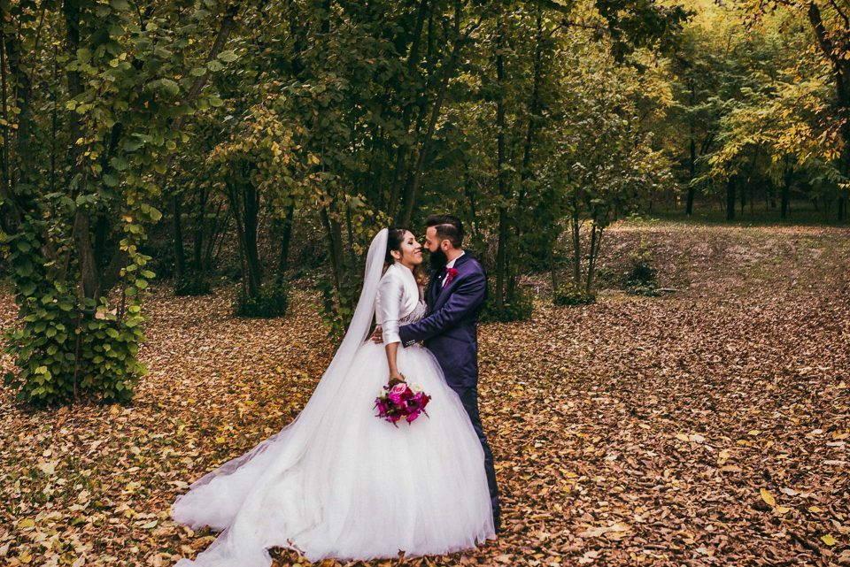 Angela e Antonio sposi