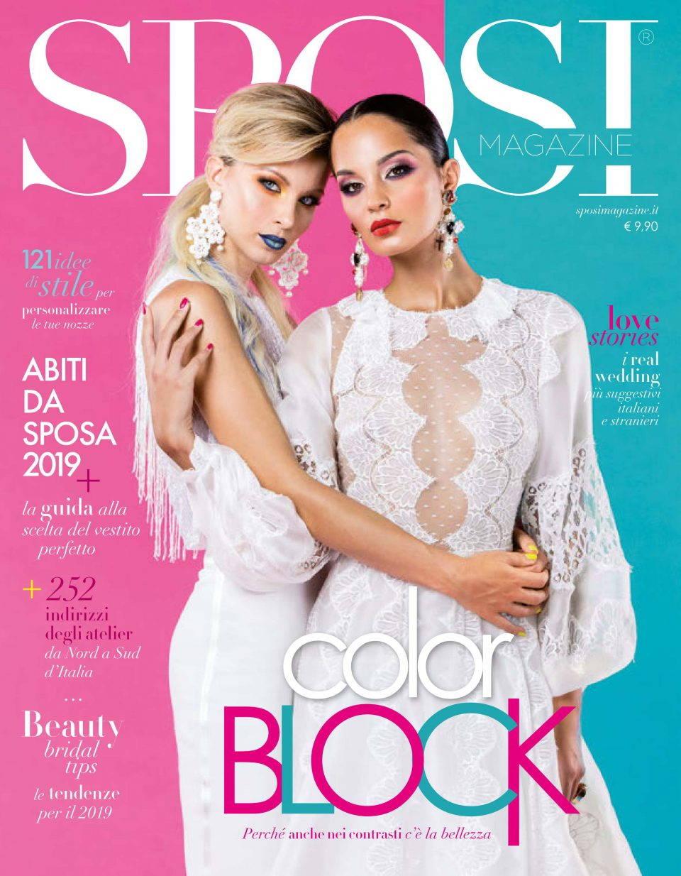 Sposi Magazine 2019
