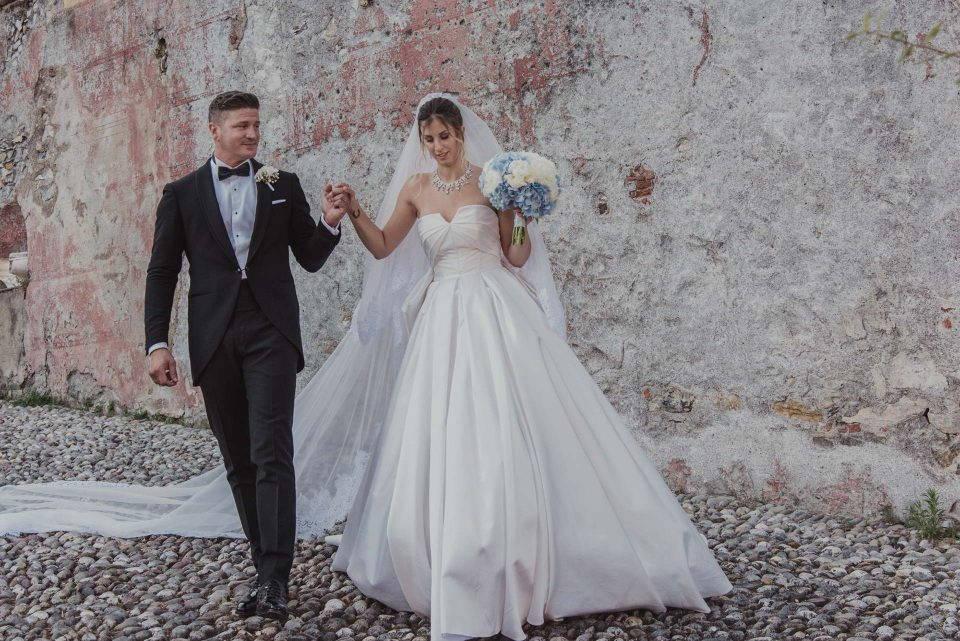 Elisa e Matteto sposi