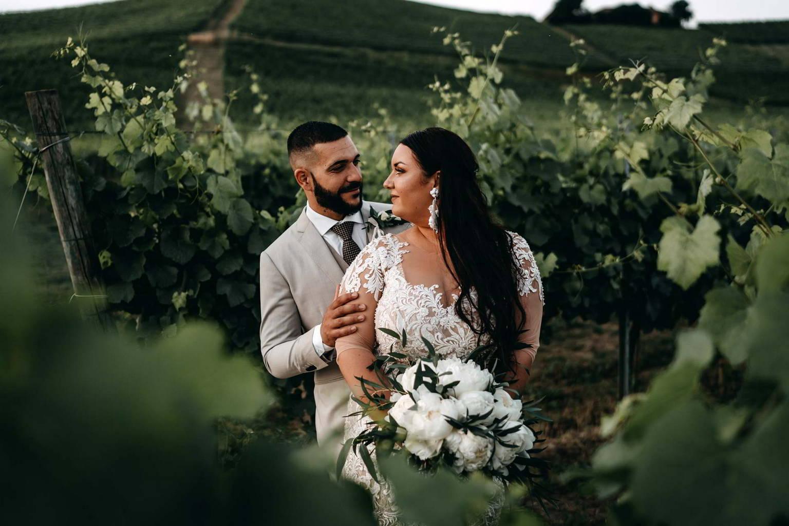 loryane e davide sposi