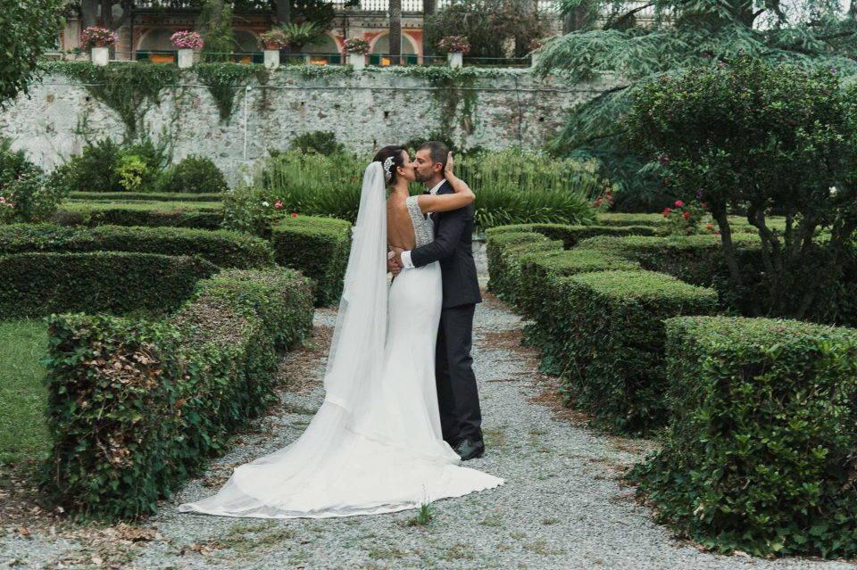Michela e Stefano sposi