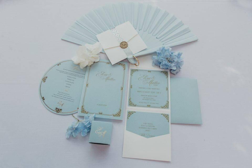 Amato Partecipazioni ed inviti – Wedding Planner FJ08